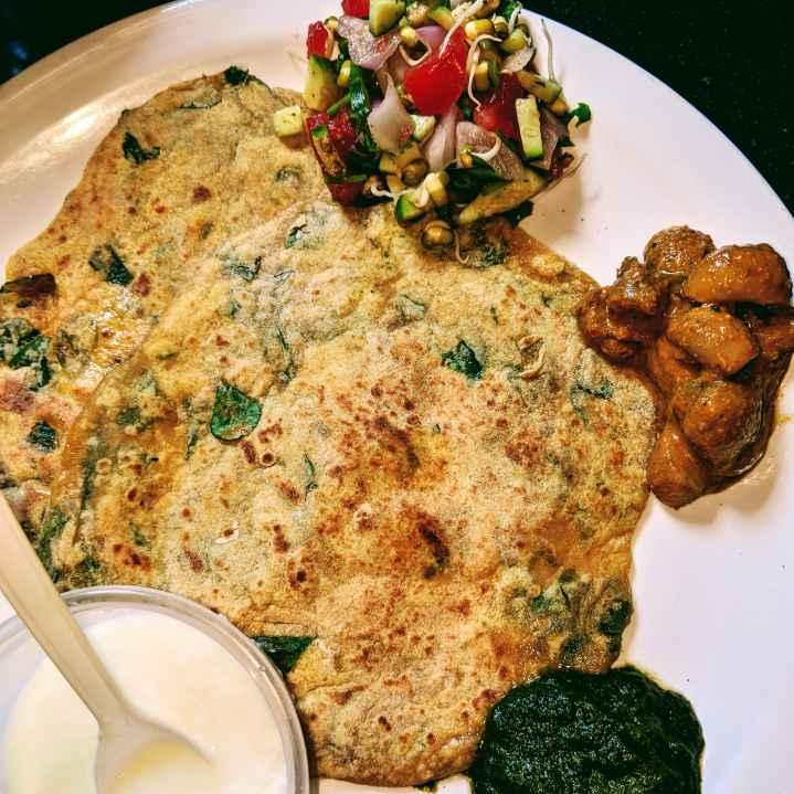 Photo of Methi Chapati by Mallika Udayakumar at BetterButter