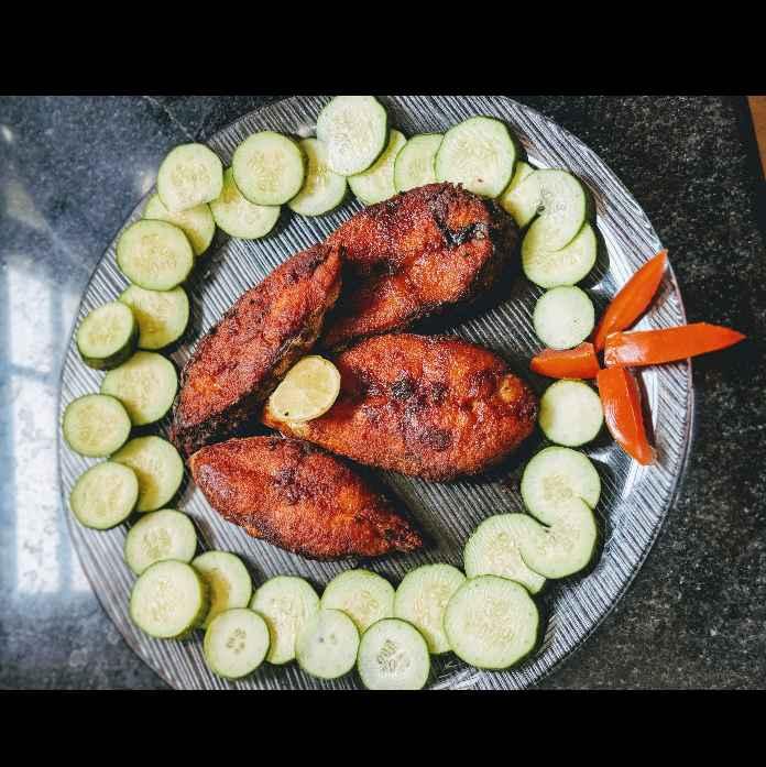 Photo of Vajram Fish Fry by Mallika Udayakumar at BetterButter