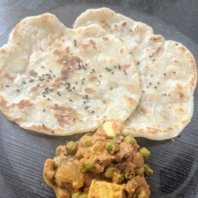 Photo of Butter Naan -(Ellu) by Mallika Udayakumar at BetterButter