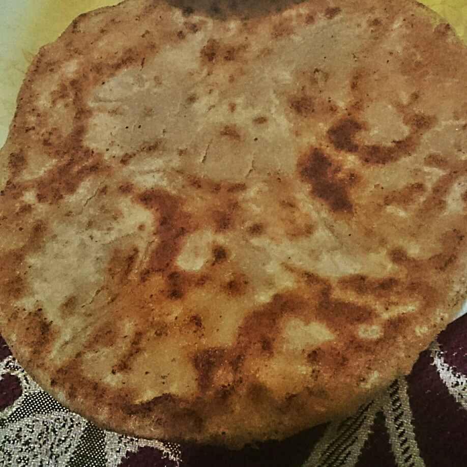 Photo of Aaloo paratha by Malti Purohit at BetterButter