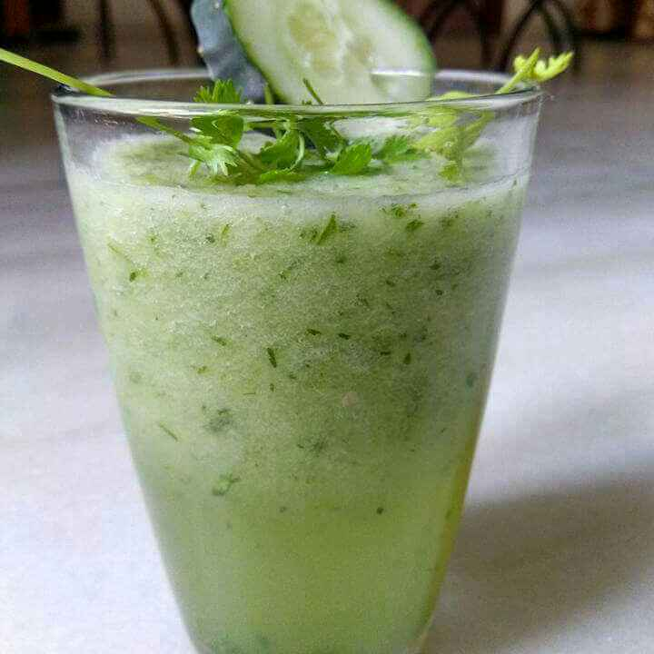 How to make Cucumber juice