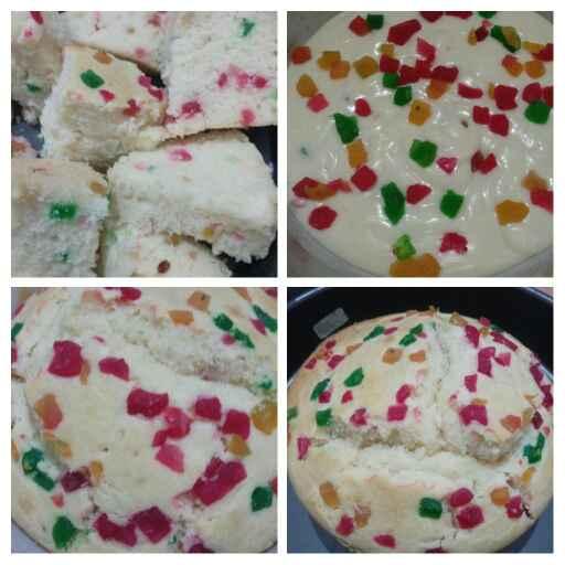 Photo of Vanilla sponge cake by Malti Purohit at BetterButter