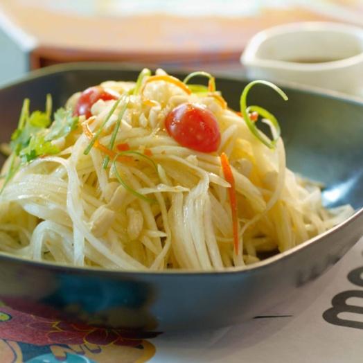 How to make Som Tam Salad