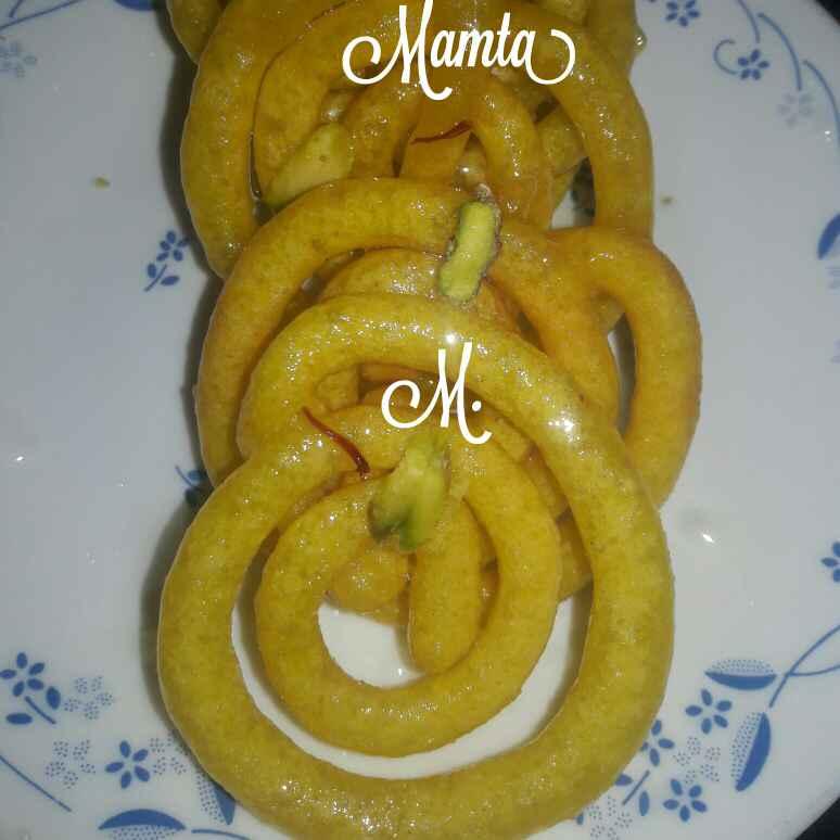 Photo of Jalebi by Mamta Joshi at BetterButter