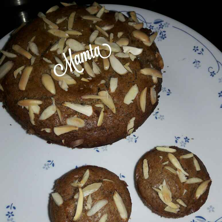 How to make Date  Almond  Cake