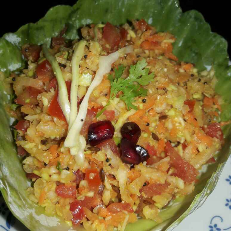 How to make Koshimbir/Salad