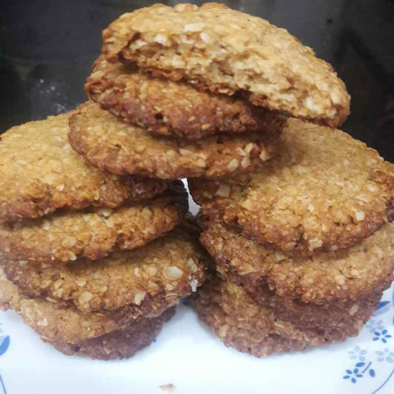 How to make Oats peanut Butter Cookies