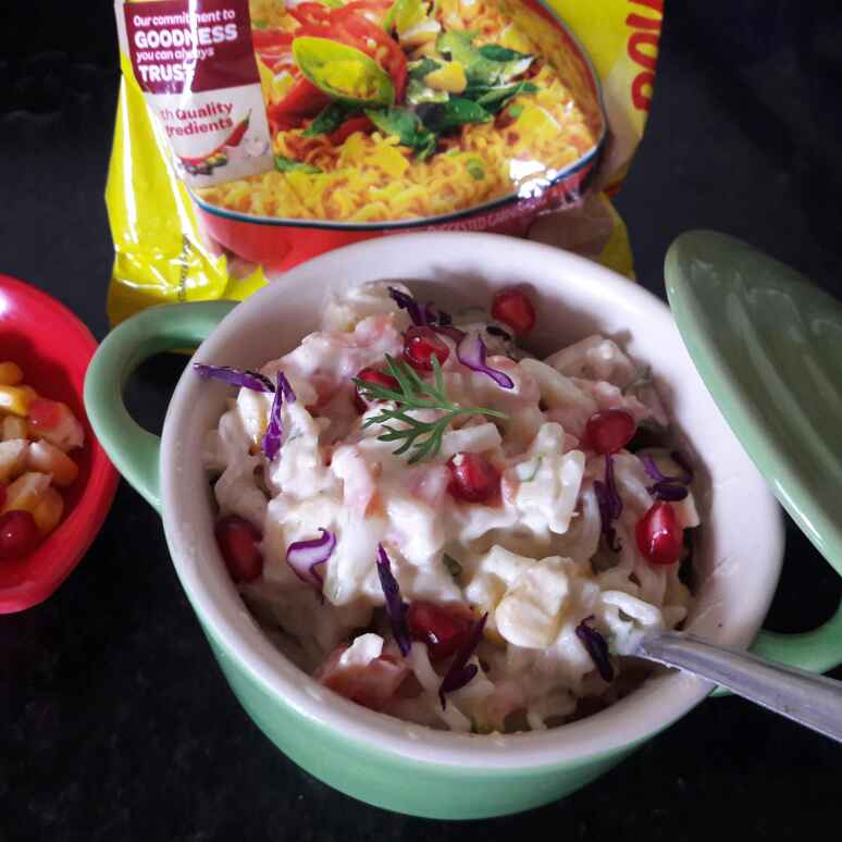 How to make Maggi Koshimbir