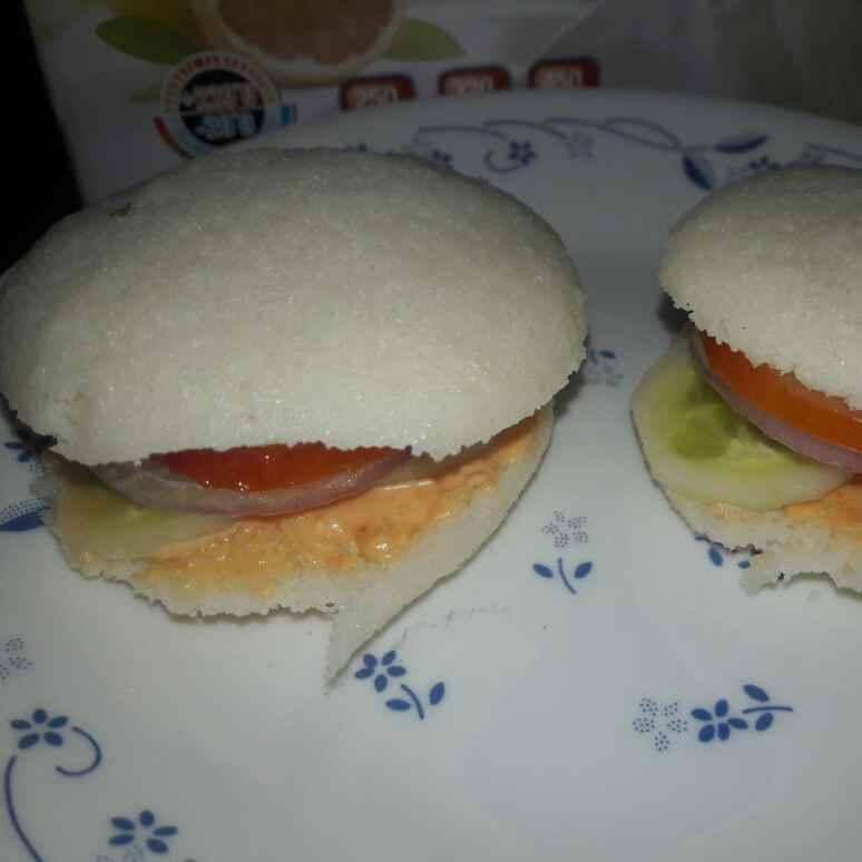 How to make Idli sandwich
