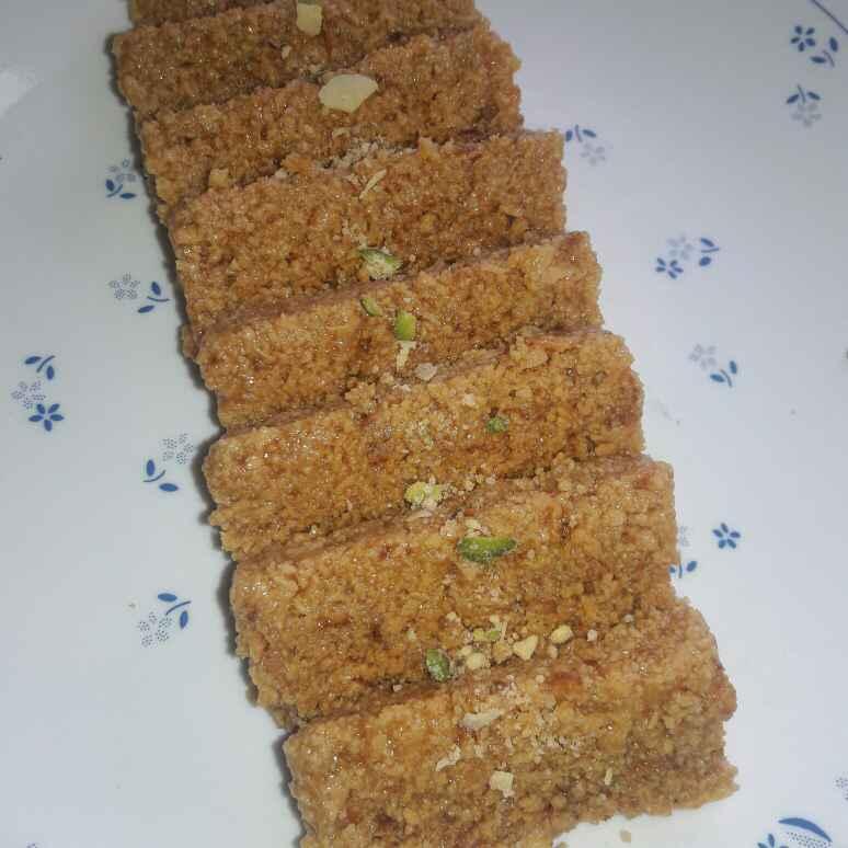 Photo of Milk cake by Mamta Joshi at BetterButter