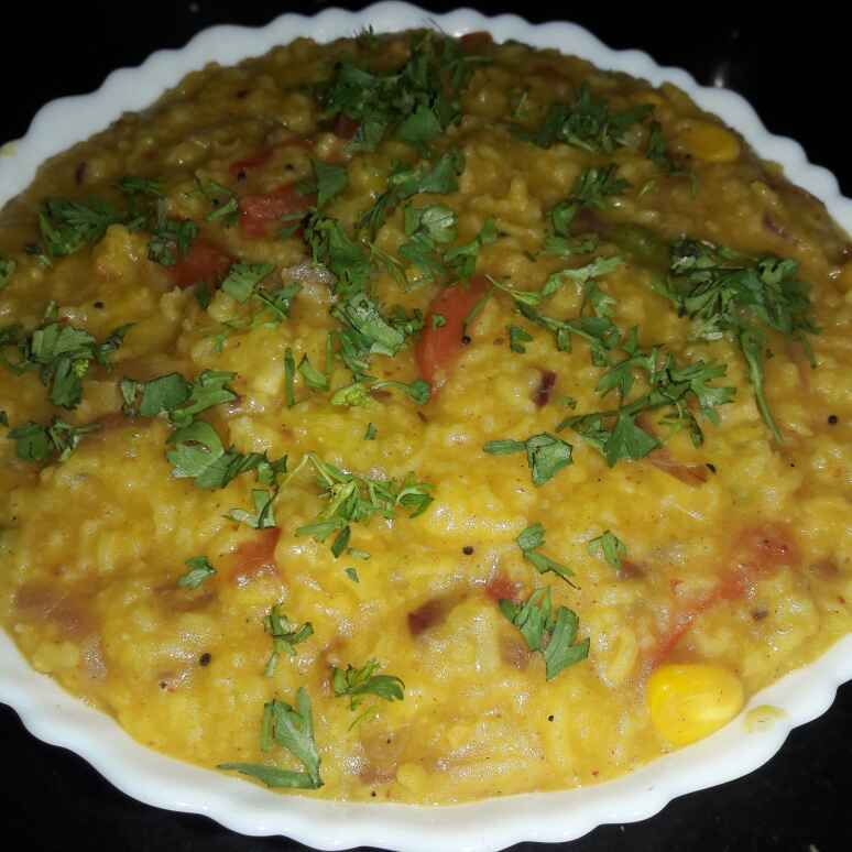 How to make Dal Khichadi