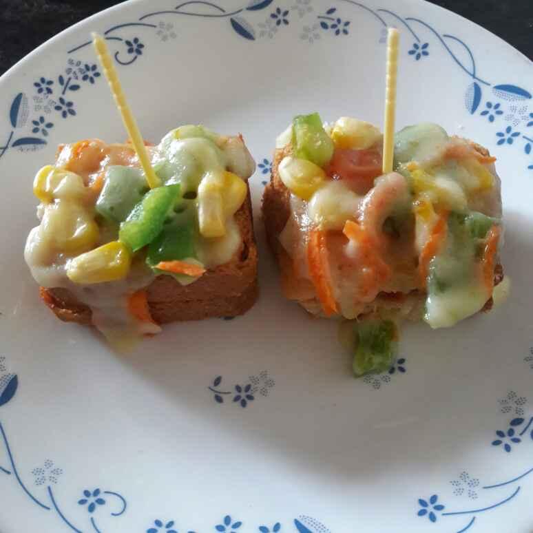 Photo of Toasti bites by Mamta Joshi at BetterButter
