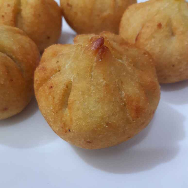 How to make Makkai modak