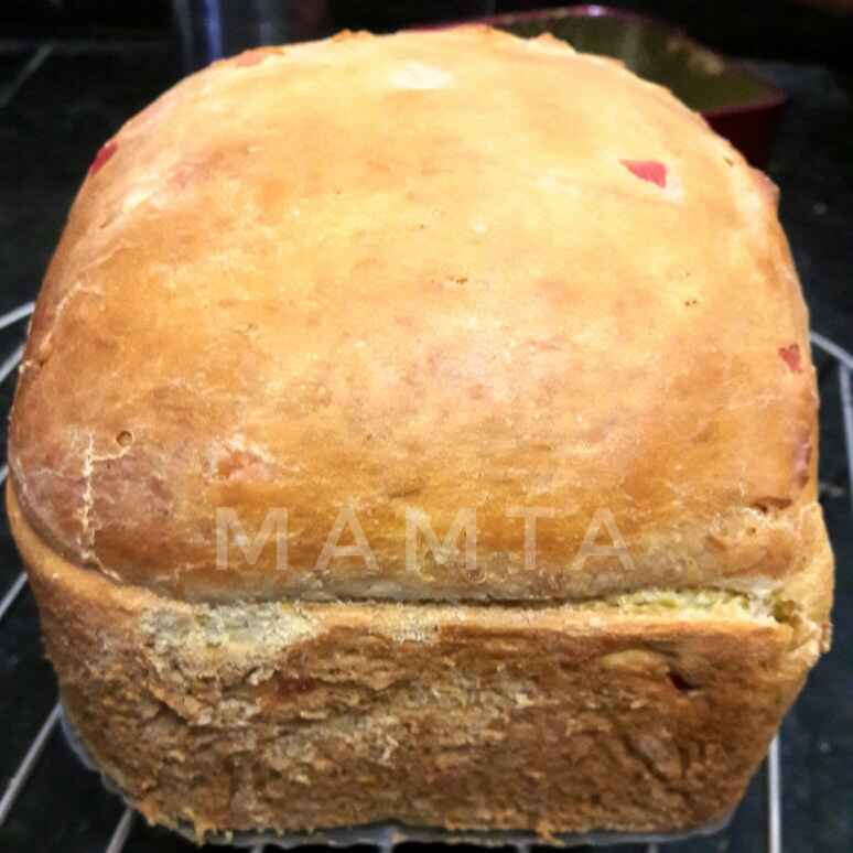 How to make Tutti frutti bread