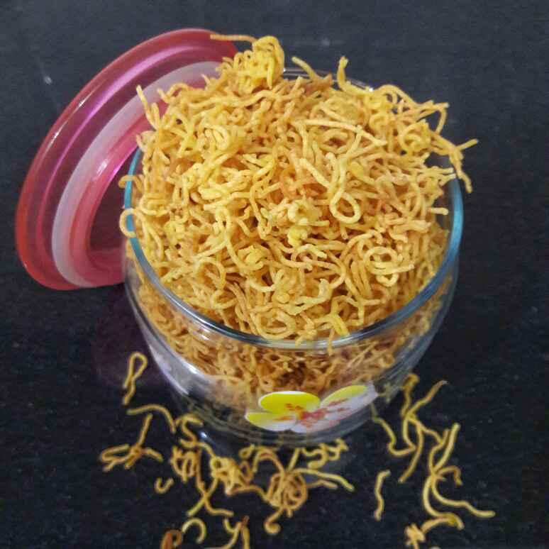How to make Aloo Bhujiya /Potato Sev