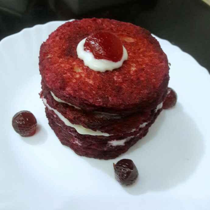Photo of No bek chukandar kek by Mamta Joshi at BetterButter