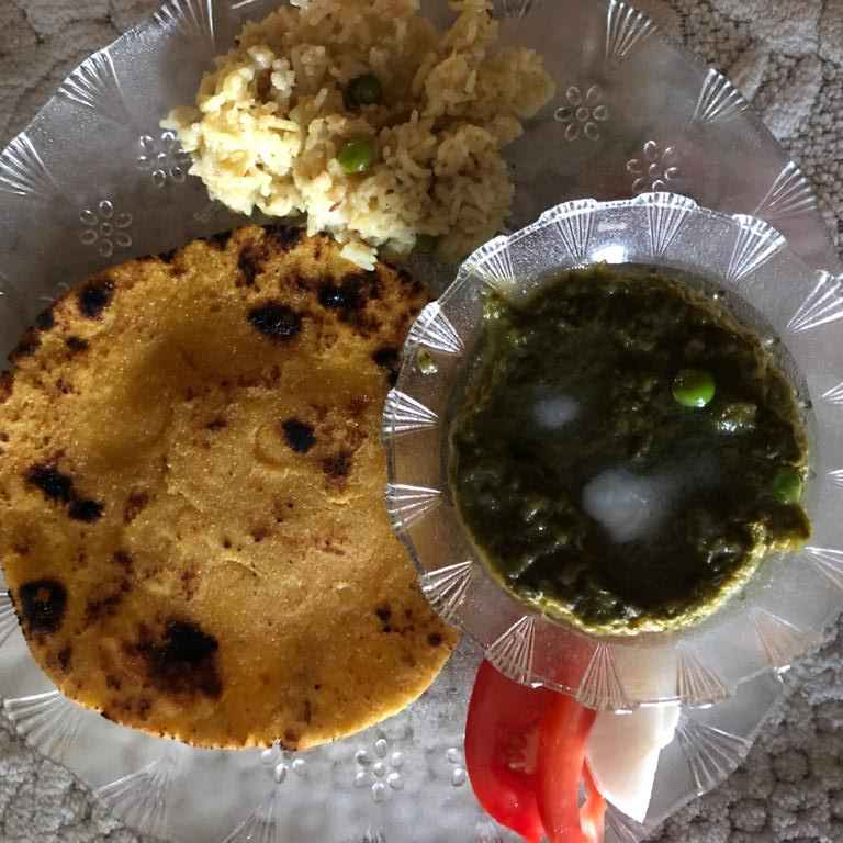 Photo of Punjab in one plate by mamta kakkar at BetterButter