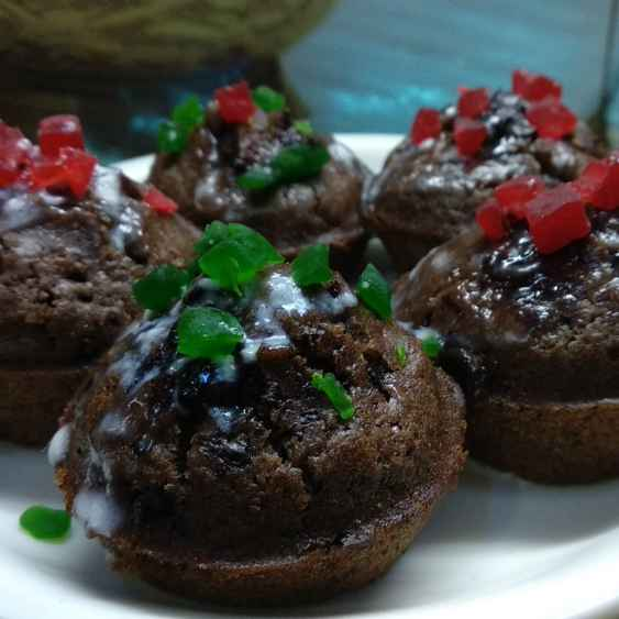 How to make Choco Cupcakes