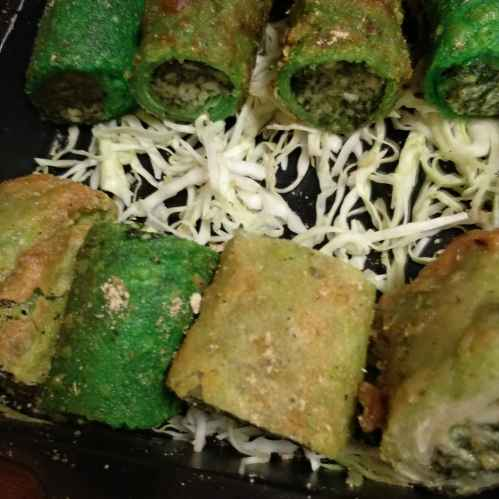 Photo of Paneer Cheese Cigar by Mamta Rastogi at BetterButter