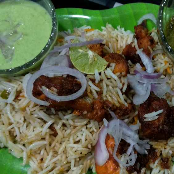 Photo of Chicken biryani by Mamta Rastogi at BetterButter