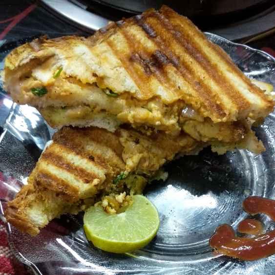 Photo of Paneer sandwich by Mamta Rastogi at BetterButter