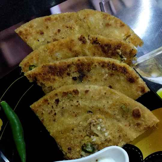 Photo of Gobhi paratha by Mamta Rastogi at BetterButter