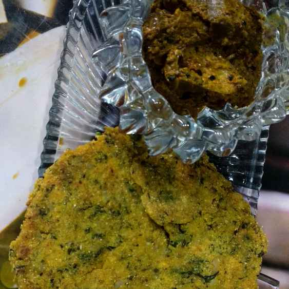 Photo of Vegetable makka paratha by Mamta Rastogi at BetterButter