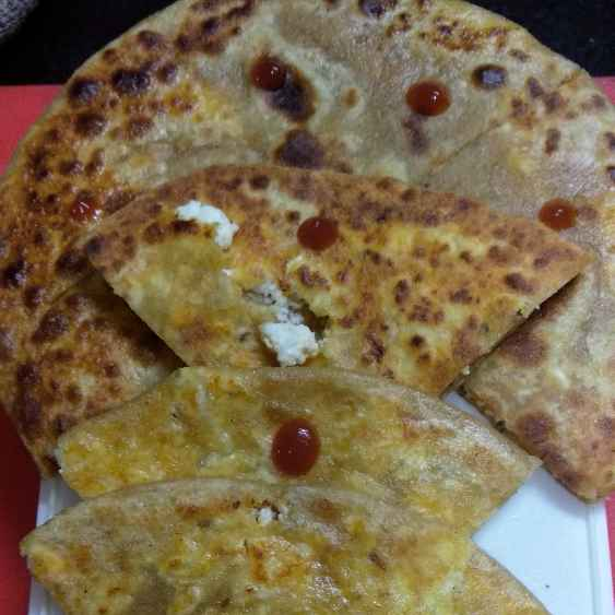 Photo of Paneer paratha by Mamta Rastogi at BetterButter