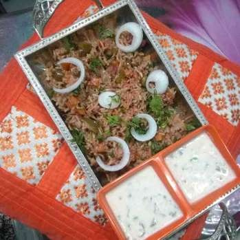 How to make Dum biryani