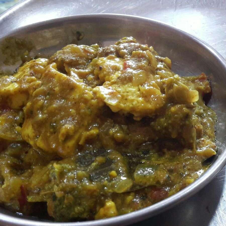Photo of Broccolli Paneer Kadai by Mamta Rawlani at BetterButter