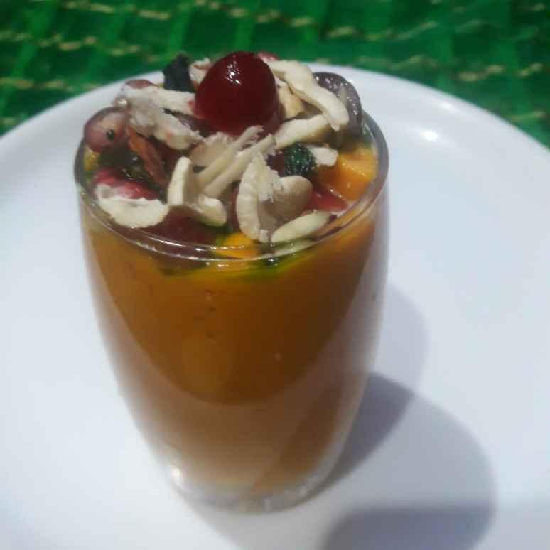 Photo of Mango mastani by Mamta Shahu at BetterButter