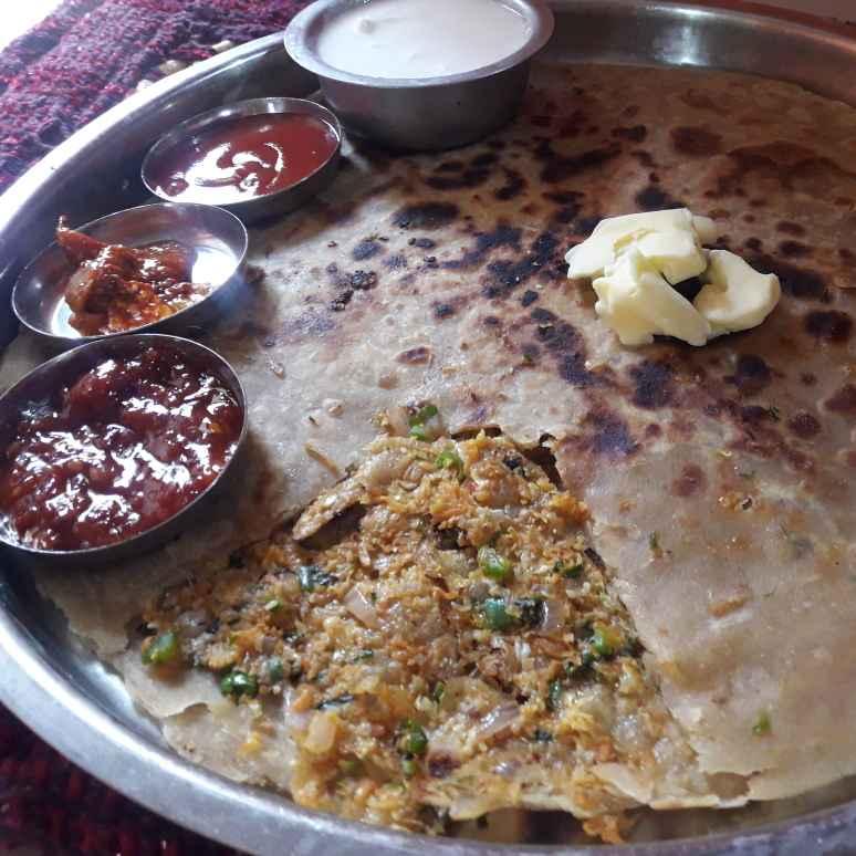 Photo of Mix vej jambo parantha by Mamta Shahu at BetterButter