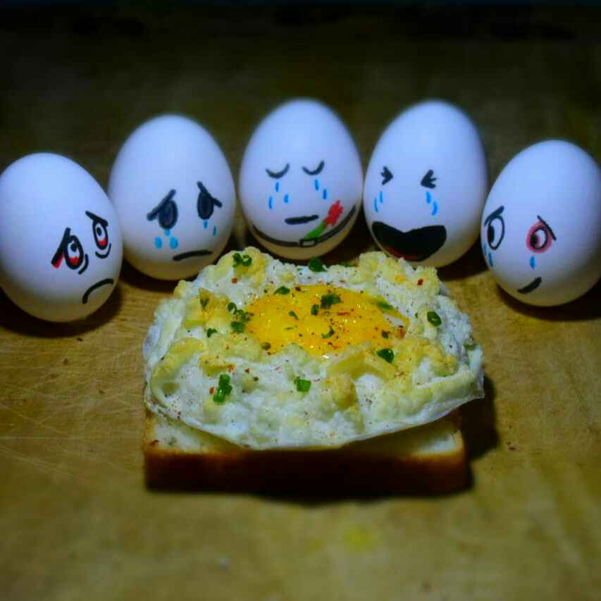 Photo of Cloud Egg On Toast by Manami Sadhukhan at BetterButter