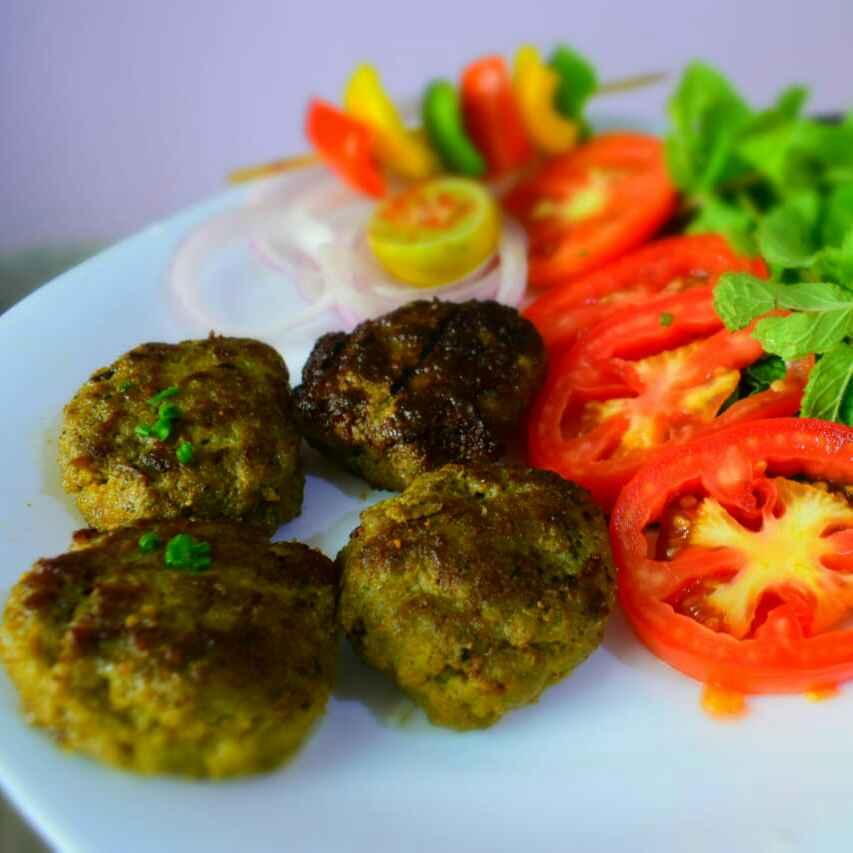 How to make Galouti Kebab