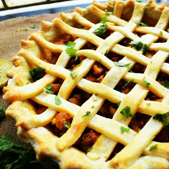 Photo of Butter Chicken Pie by Manami Sadhukhan at BetterButter