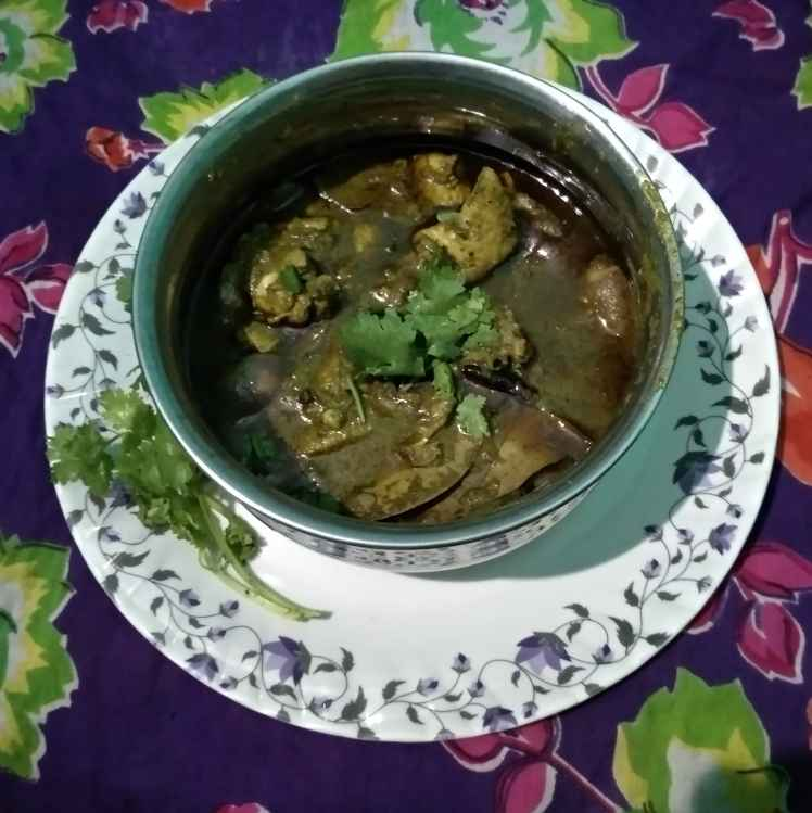 Photo of Dhaniya Chicken by Manashi Majumder at BetterButter