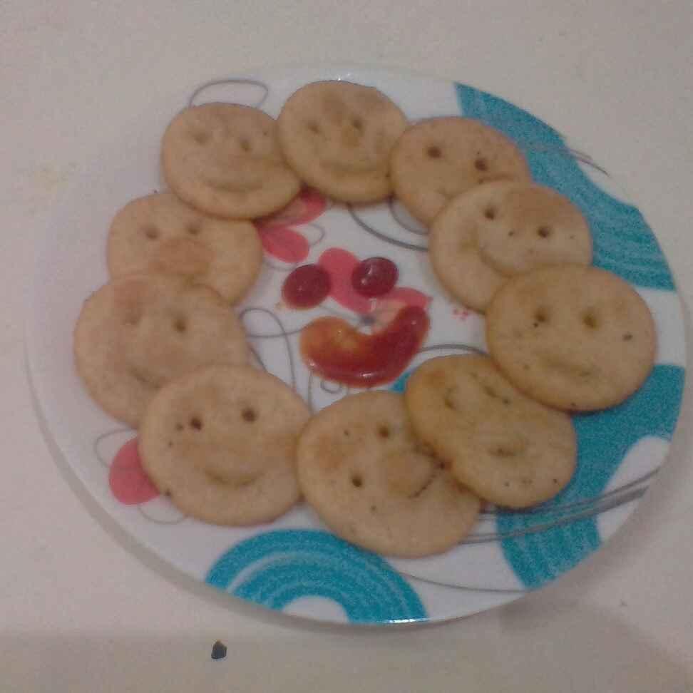 Photo of Potato smiley by Manasvi Pawar at BetterButter