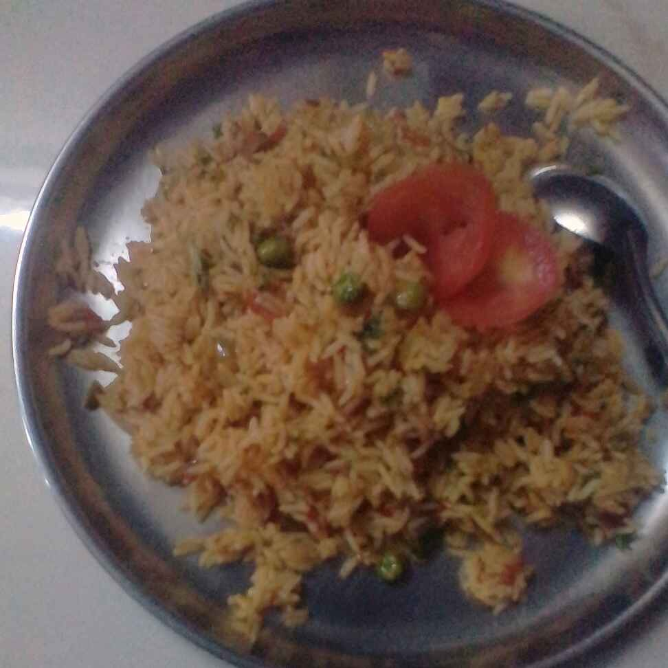 Photo of Tava pulav(restaurant style) by Manasvi Pawar at BetterButter
