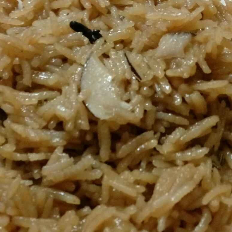 Photo of Gur wale chawal (Jaggery rice) by Mandeep hundal at BetterButter