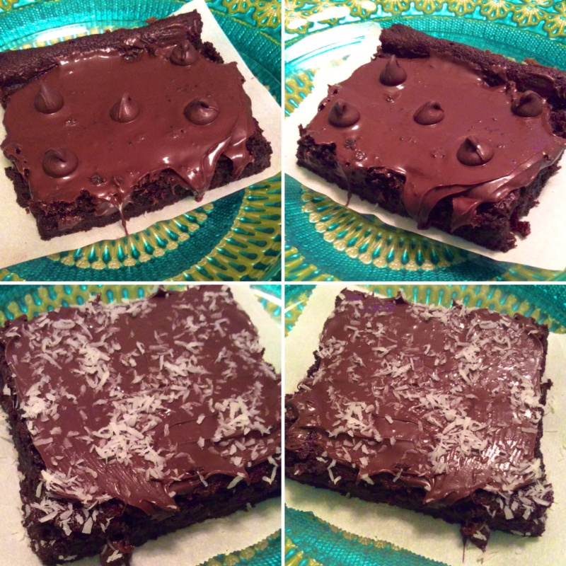 Photo of Nutty Veggie Choco Eggless Brownies by Mani Mukhija at BetterButter