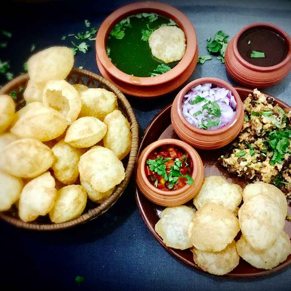 Photo of Pani Puri by komal Manish at BetterButter