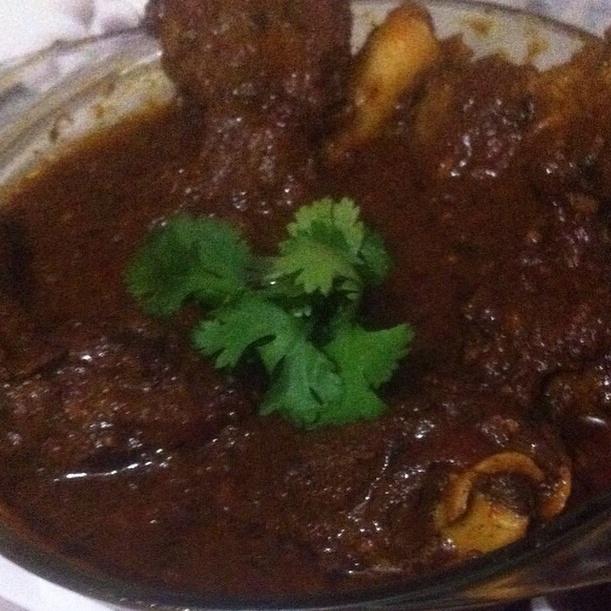 How to make Malvani mutton