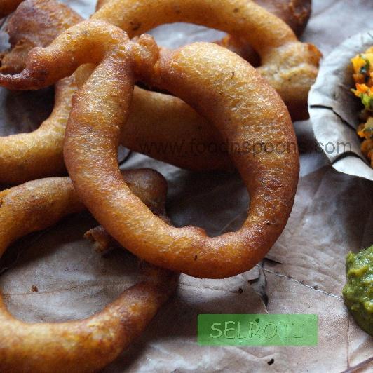 Photo of Selroti | Nepali Style Bread by Manisha Goyal at BetterButter