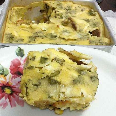 Photo of Vegetable Casserole (veg) by Manisha Jain at BetterButter