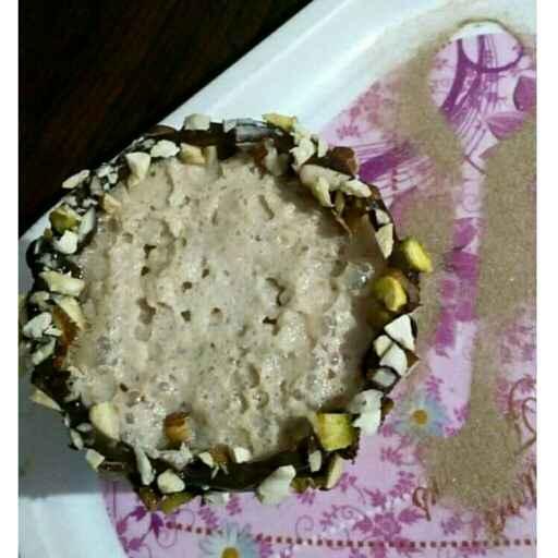 Photo of Chocolate chikoo shake by Manisha Jain at BetterButter