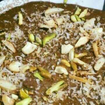 Photo of Millet flour halwa by Manisha Jain at BetterButter
