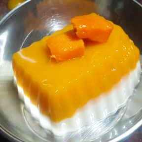How to make Mango panna cota