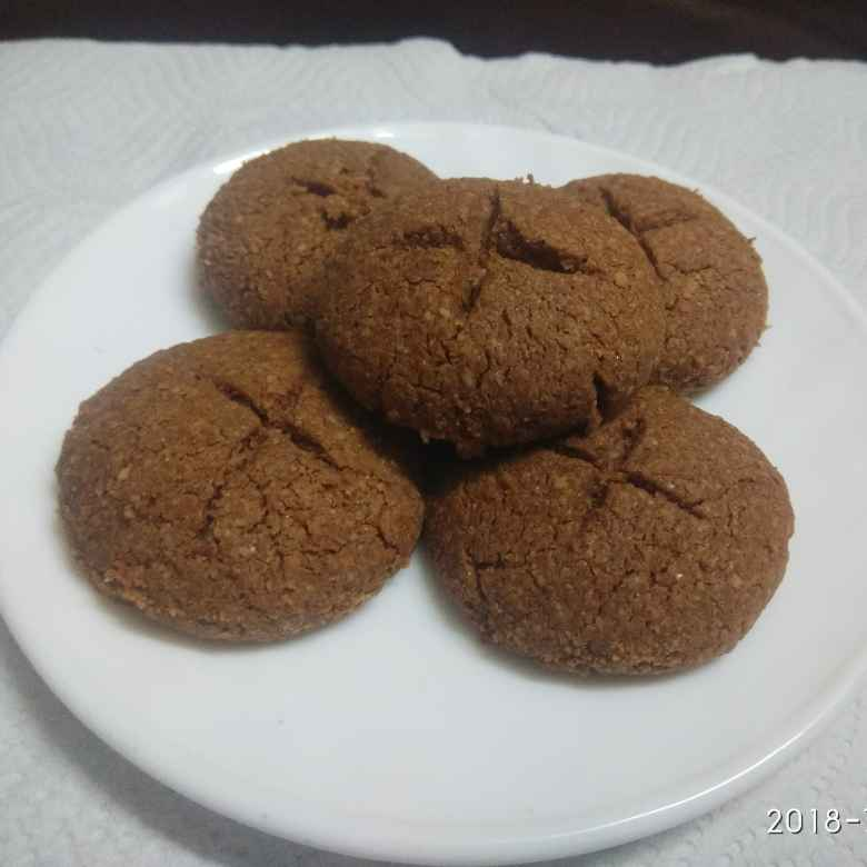 Photo of Jowar flour cookies by Manisha Sanjay at BetterButter