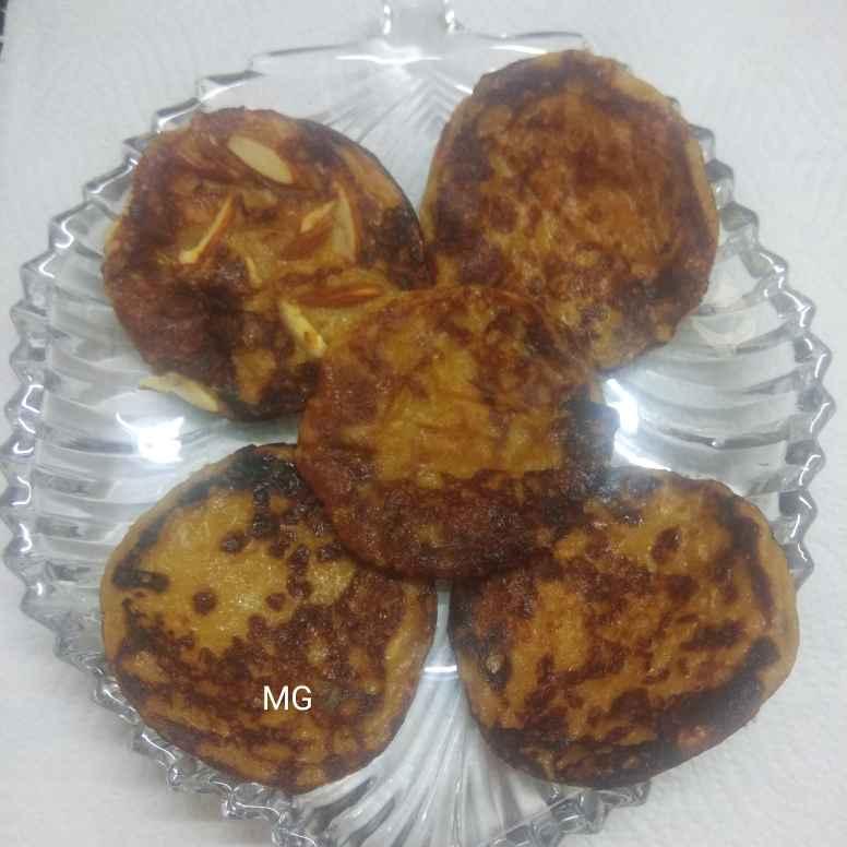 Photo of Mango pan cake by Manisha Sanjay at BetterButter