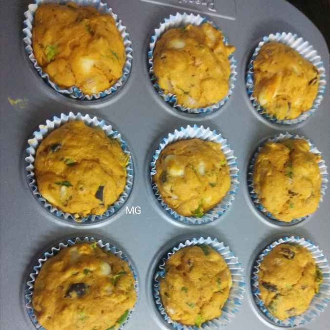 Photo of Pizza muffins by Manisha Sanjay at BetterButter